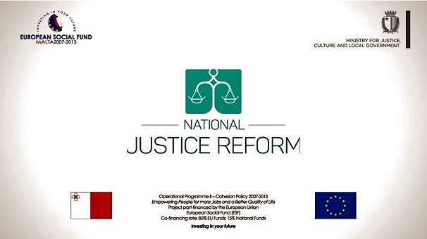 National Justice Reform